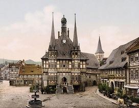 Ngắm hình hiếm màu chụp nước Đức những năm 1900