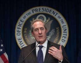 Hoa Kỳ bác bỏ ý tưởng đàm phán lại TPP