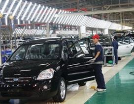 Chưa nhất trí giảm thuế tiêu thụ đặc biệt ô tô dưới 9 chỗ