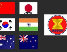 """Hiệp định """"đối trọng với TPP"""" đẩy nhanh tiến độ đàm phán"""