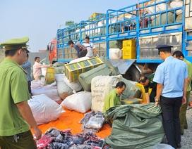 Khởi tố hình sự hơn 1.000 vụ buôn lậu, gian lận thương mại