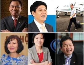 Top 10 người giàu nhất Việt Nam trên TTCK năm 2015