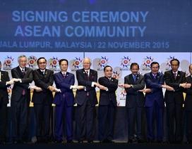 Cộng đồng Kinh tế ASEAN chính thức thành lập: Niềm vui đi kèm những nỗi lo