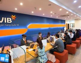 VIB tăng trưởng tín dụng 25% năm 2015