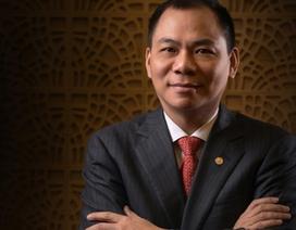 """Khối tài sản """"khủng"""" của các tỷ phú Việt Nam năm 2016"""