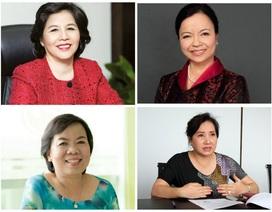 """Những """"bóng hồng"""" quyền lực trên thị trường chứng khoán Việt"""
