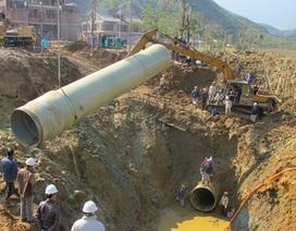 """""""Thay máu"""" cổ đông tại chủ đầu tư dự án nước sạch sông Đà"""