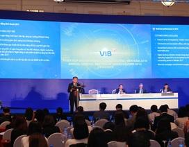 VIB dự kiến niêm yết trên sàn chứng khoán năm 2018