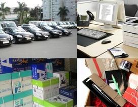 Chi 200.000 tỷ đồng mỗi năm mua sắm tập trung tài sản công