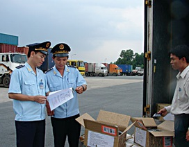 Vi phạm quy định về kiểm tra hải quan, thanh tra bị phạt đến 80 triệu đồng