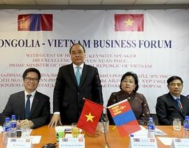 Việt Nam có thể cung ứng nông sản cho Mông Cổ trong 20 năm