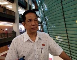 Đại biểu Quốc hội: Nên đình chỉ chức vụ đối với con trai ông Vũ Huy Hoàng