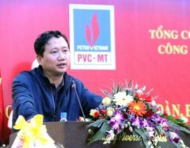"""Trịnh Xuân Thanh đến PVC khi thuận lợi rồi """"hạ cánh an toàn"""" trước bờ vực phá sản"""