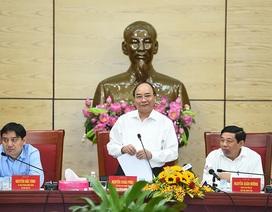 Thủ tướng: Nghệ An phải xây dựng bộ máy công quyền phục vụ doanh nghiệp tốt nhất