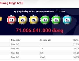 """1 tháng 3 người trúng số hơn 200 tỷ đồng, Vietlott nói """"tiền sẵn sàng"""""""