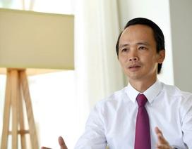 Ông Trịnh Văn Quyết trở thành người giàu nhất sàn chứng khoán Việt Nam