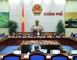 """Thủ tướng đề cập """"văn hóa từ chức"""" tại phiên họp thường kỳ"""