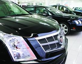 """Cuối năm, Bộ Tài chính yêu cầu """"siết"""" quản lý ô tô nhập khẩu"""