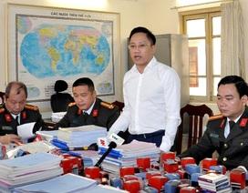 Triệt phá đường dây mua bán hóa đơn trái phép tinh vi tại Hà Nội