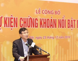 Chứng khoán Việt Nam thuộc Top 5 hồi phục mạnh nhất thế giới