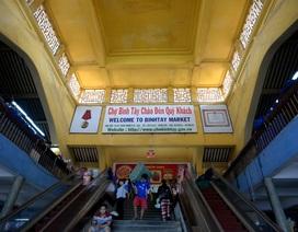 Khám phá kiến trúc chợ cổ lớn nhất Sài Gòn trước giờ trùng tu