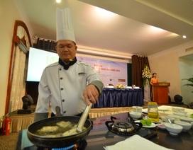 """""""Nếm thử"""" hơn 400 món ngon của 20 nước tại Sài Gòn"""