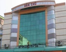 Hà Nội: Rạp Dân Chủ bất ngờ đóng cửa