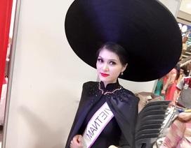 """""""Thi chui"""" Hoa hậu Toàn cầu, Oanh Yến có thể bị phạt tới 30 triệu"""