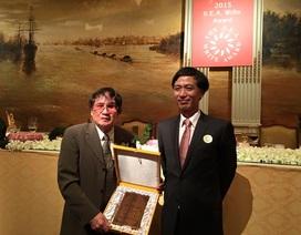 Nhà văn Trần Mai Hạnh được trao Giải thưởng Văn học ASEAN 2015