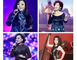 Bốn giọng ca gạo cội dòng bolero bất ngờ hội ngộ ở Hà Nội