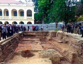 Mở rộng khai quật Hành cung Lỗ Giang và Hoàng thành Thăng Long