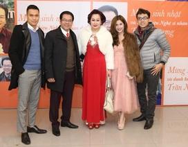 Nghệ sỹ Trần Nhượng tổ chức tiệc mừng được phong danh hiệu NSND