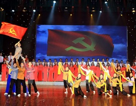 """1500 diễn viên sẽ biểu diễn trong dạ hội """"Sắt son niềm tin"""""""