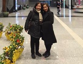 """Diva Mỹ Linh: """"Mẹ chồng là người đã truyền cảm hứng cho tôi"""""""