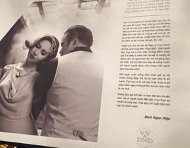 Ảnh cưới độc, lạ chưa từng công bố của Victor Vũ - Đinh Ngọc Diệp