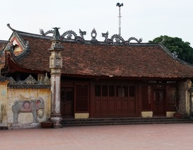 Xếp hạng 3 di tích quốc gia ở Bắc Ninh, Hà Nội và Thái Nguyên