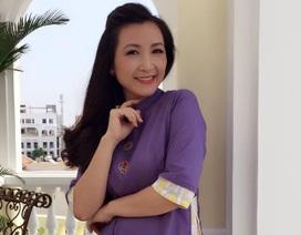 """Khánh Huyền: """"Vợ chồng tôi trục trặc, chắc chắn không phải vì chuyện ghen tuông"""""""