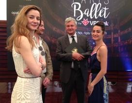 Minh tinh Ballet nổi tiếng thế giới tiết lộ về người bà gốc Việt