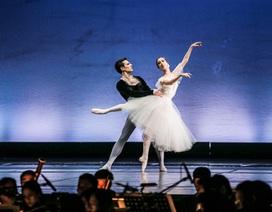 Ballet Pháp gợi nên giấc mơ đẹp về Paris trong lòng Hà Nội