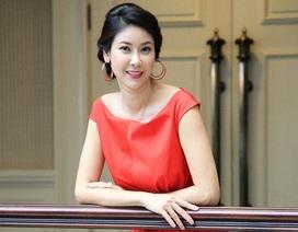 Hoa hậu Hà Kiều Anh làm giám khảo Hoa hậu Bản sắc Việt