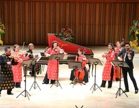 5 đêm nhạc hàn lâm quy tụ nhiều tài năng âm nhạc thế giới