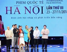 LHP Quốc tế Hà Nội IV sẽ hoành tráng ngang tầm LHP Cannes?