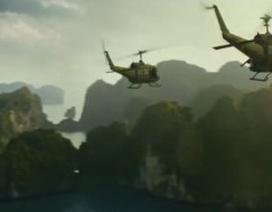 """Việt Nam tuyệt đẹp trong trailer mới nhất của """"Kong: Skull Island"""""""