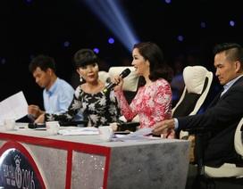 Giáng My thay Trấn Thành ngồi ghế nóng ở Hoa hậu Việt Nam 2016