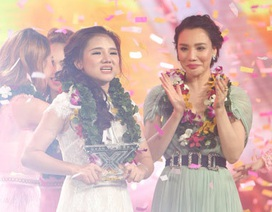 Minh Như trở thành quán quân X Factor như dự đoán của nhiều người