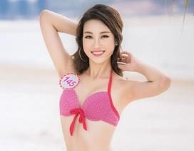 Ngắm nhan sắc nóng bỏng của tân Hoa hậu Việt Nam Đỗ Mỹ Linh