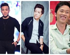 """Trấn Thành, Trường Giang """"vượt mặt"""" Hoài Linh ở giải thưởng của VTV"""