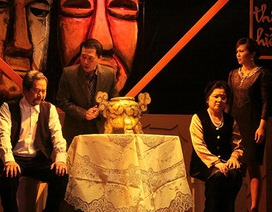 """""""Lâu đài cát"""" đạt giải xuất sắc tại liên hoan sân khấu Trung Quốc- ASEAN"""