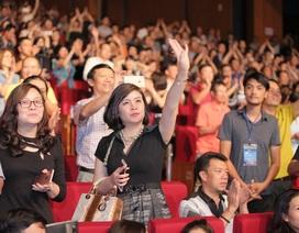 4000 khán giả Hà Nội phát cuồng vì Boney M và Chris Norman