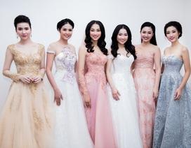 Hoa hậu Mỹ Linh hội ngộ dàn sao trước khi vào miền Trung từ thiện